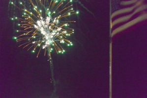 Labor Day Fireworks, Boom 13 by Miss-Tbones