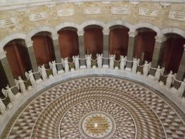 Inside Befreiungshalle by Singing-Wolf-12