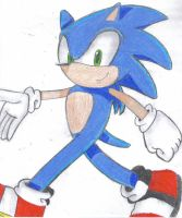 Another random Sonic by tailsdude12