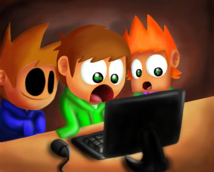 Eddsworld Finds Their Home by ecstaticOblivion
