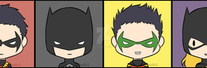 Bats are nocturnal by GioFD