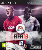 FIFA 13 Cover- Fan Art by JuniorNeves