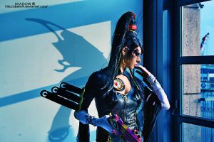 Bayonetta's Shadow by Daelyth