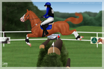 Vivid Youth - AUSe Olympics XC by FamousFox