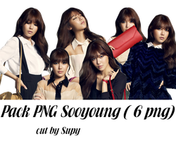Pack PNG Sooyoung by Supy-phh