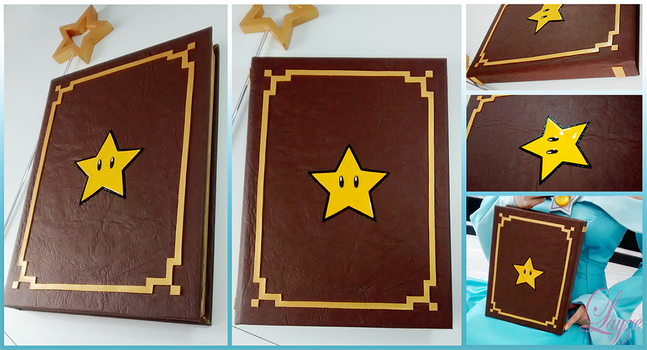 PROGRESS: Rosalina's Story Book by LayzeMichelle