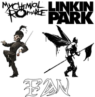 LP MCR Fan wallpaper by MCRox
