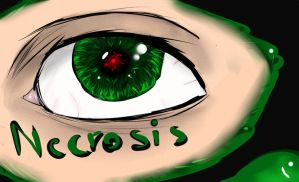 Necrosis eye by ValorGuy