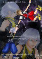 Riku's Nightmare by SassyLilPanda