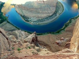 Horseshoe Bend by mzager