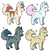 Adopt Batch 3 (CLOSED) by AestheticAdopts