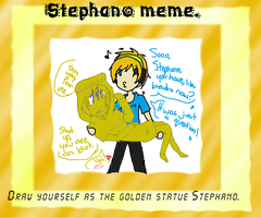 Stephano Meme. by ItsCAPTAIN-ToYou-Lad