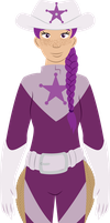 Human Starla by ChameleonCove
