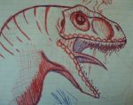 Raptor Sketch by T-Reqs