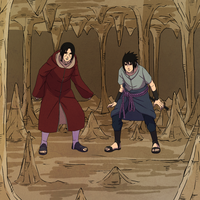 [original] Sasuke and Itachi by steampunkskulls
