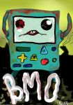 BMO goes crazy!! by Miss4peace