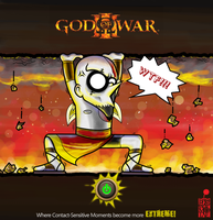 God of War III by BloodyMoogle