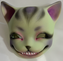 Pipos Cheshire Face-up by Distractus