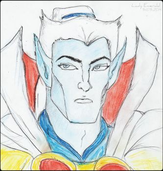 Lord Oberon, King of Avalon by GreenLadyEmerald