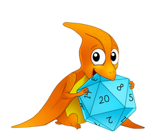 'Dactyl and Dice by Zimeta