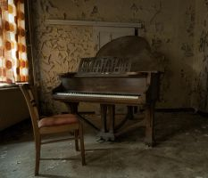 Play me a sonata for the forgotten by 2ndblacksheep