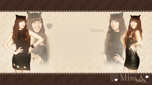 Kitty Kat Miss A Version 2 by SeoulHeart