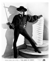 The Mark of Zorro (1940) - Tyron Power by Metek09