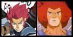 Compare which Lion-O is better? by wolfdemongirl13