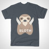 Sloth wolverine by temperolife