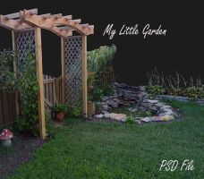 My Little Garden by DreamChaseStock