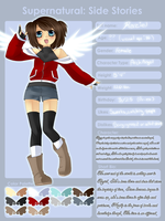 .:Raziel:. Application by cute-uke