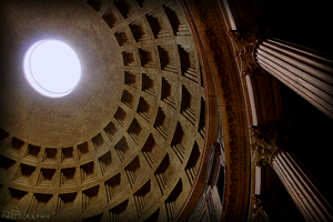 Pantheon by Cycia