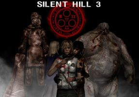 Silent Hill 3 by Pinkie-Pie297