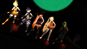 MMD This is Halloween by Imalune