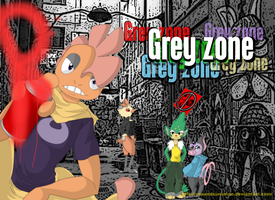 Greyzone Wallpaper by SeaAndSunshine