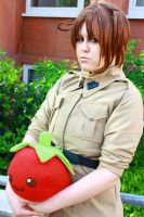 Romano Cosplay by zahnpasta