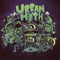 Urban Myth EP Cover by crns