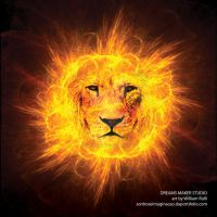 Lion of Judah by WRO-designer