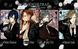 UtaPri - JOKER TRAP Wallpaper by ng9