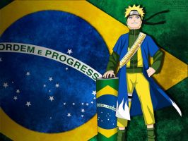 Naruto Brazil - Hexa by crz4all