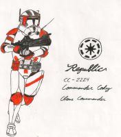 Commander Cody Markers by Tribble-Industries