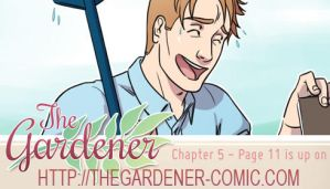 The gardener - Chapter 5 page 11 by Marc-G