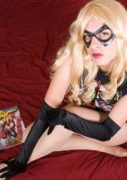 Ms Marvel - Ready for Bed by deimosmasque