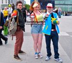 Brock, Misty and Ash by ZeroKing2015