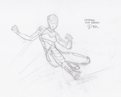TRDL Marvel Spitfire New WIP Sketch by TRDLcomics