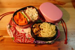 Bento Caramelized Shrimps by RiYuPai