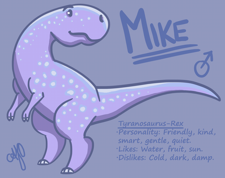 Mike by Avajes