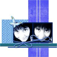 Blue layout by noema-13