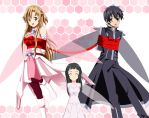 .: SAO : Red Ribbon of Love :. by Sincity2100