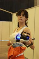 Chell: continue testing by GlamForUs